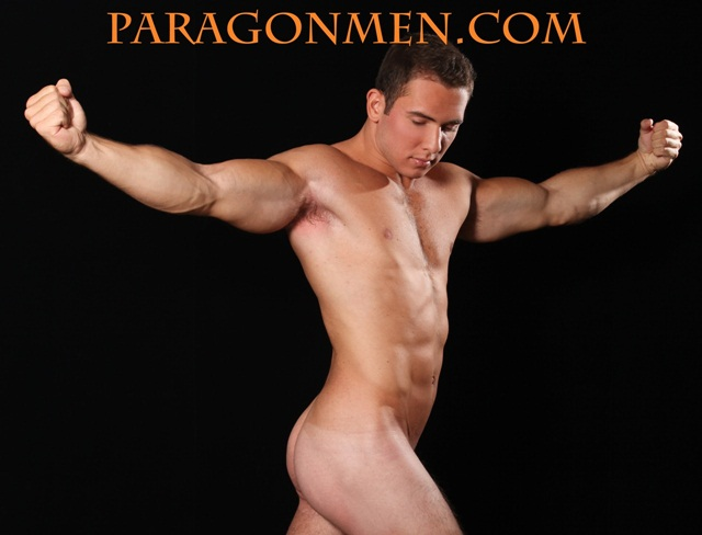 Muscle Stud Movies Presents Chris Hunter Paragon Men Download full movie torrents