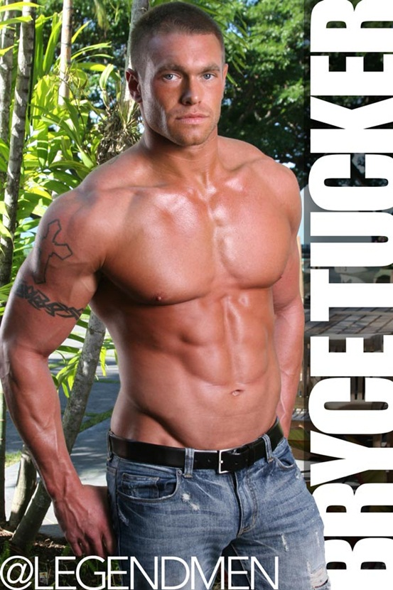 Legend Men Hot naked muscle hunks Bryce Tucker Ripped Muscle Bodybuilder Strips Naked and Strokes His Big Hard Cock photo Top 100 worlds sexiest naked muscle men at Legend Men (11 20)