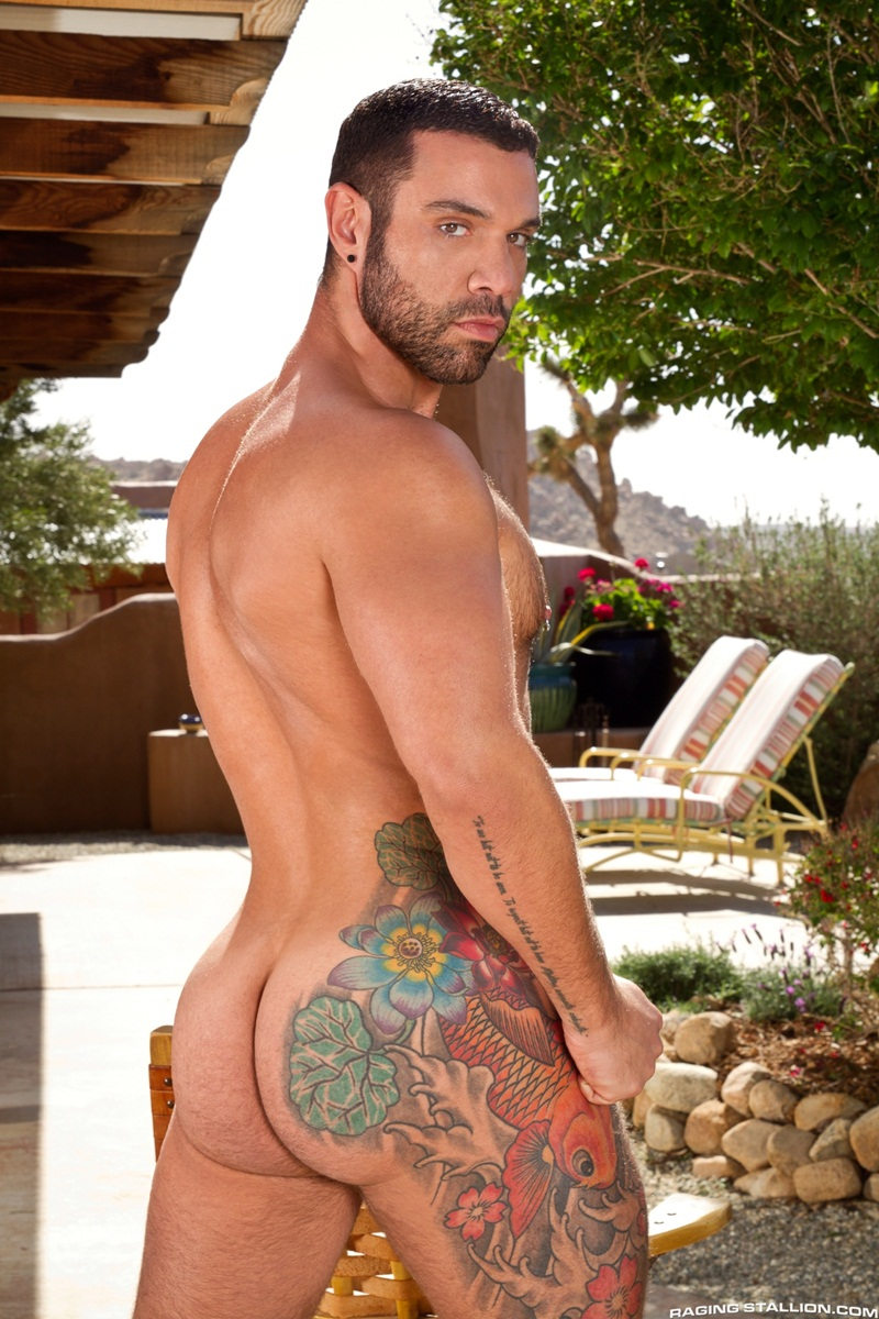 RagingStallion-naked-men-Letterio-Amadeo-Johnny-V-butt-cheek-hairy-chest-fat-10-inch-hard-erect-big-cock-fucking-washboard-abs-05-gay-porn-star-sex-video-gallery-photo