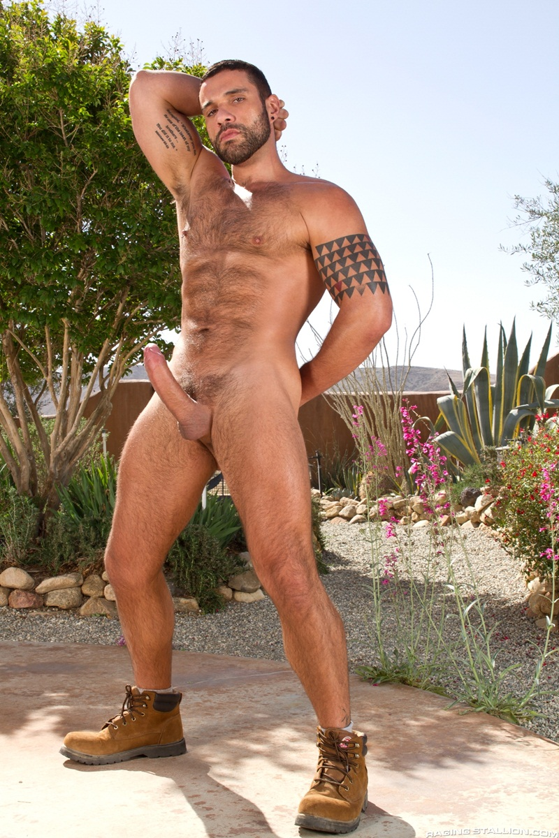 RagingStallion-naked-men-Letterio-Amadeo-Johnny-V-butt-cheek-hairy-chest-fat-10-inch-hard-erect-big-cock-fucking-washboard-abs-06-gay-porn-star-sex-video-gallery-photo