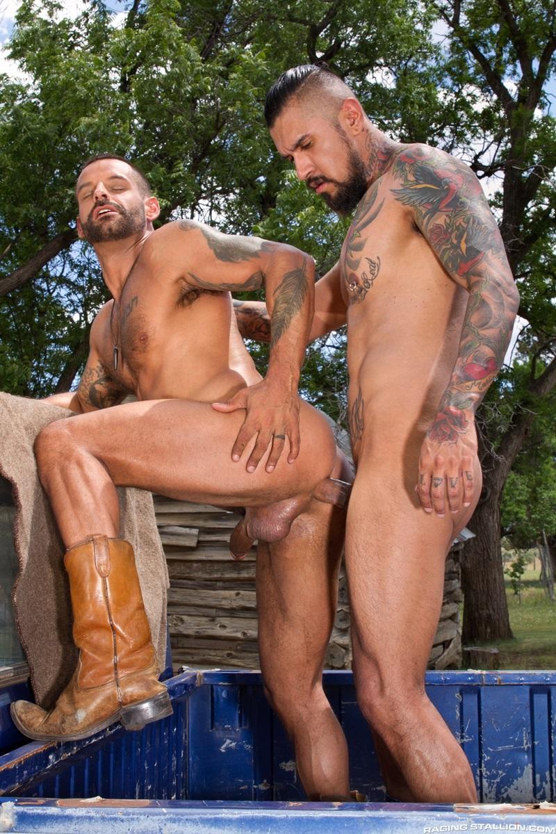 RagingStallion-David-Benjamin-Boomer-Banks-enormous-massive-cock-oral-skills-man-hole-rimming-jerks-off-hot-cum-load-11-gay-porn-star-sex-video-gallery-photo