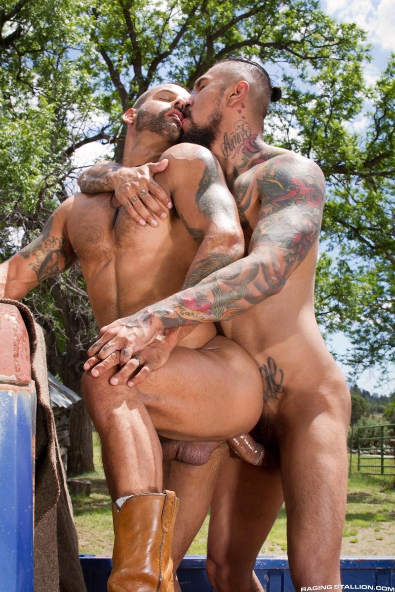RagingStallion-David-Benjamin-Boomer-Banks-enormous-massive-cock-oral-skills-man-hole-rimming-jerks-off-hot-cum-load-14-gay-porn-star-sex-video-gallery-photo