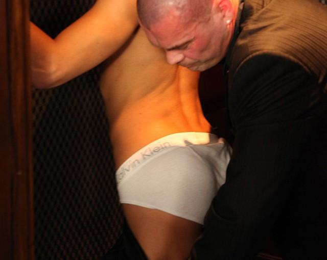 Gay bar or bust episode 2 at UK Naked Men