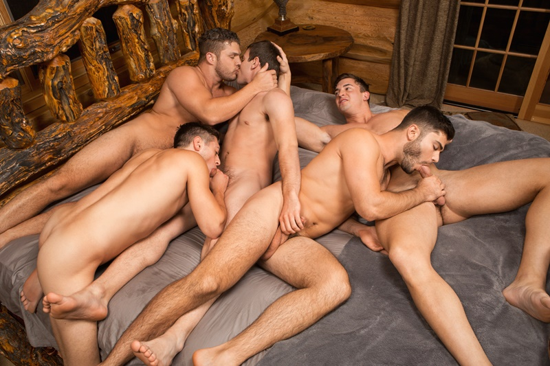Gay Man Orgy Picture Sex