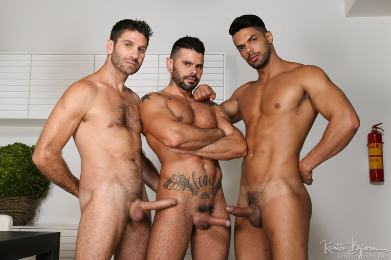KristenBjorn-naked-big-muscle-men-Mario-Domenech-Lucas-Fox-Craig-Daniel-ass-fucking-big-uncut-cock-threesome-anal-rimming-tattoo-muscled-dudes-006-gay-porn-sex-gallery-pics-video-photo