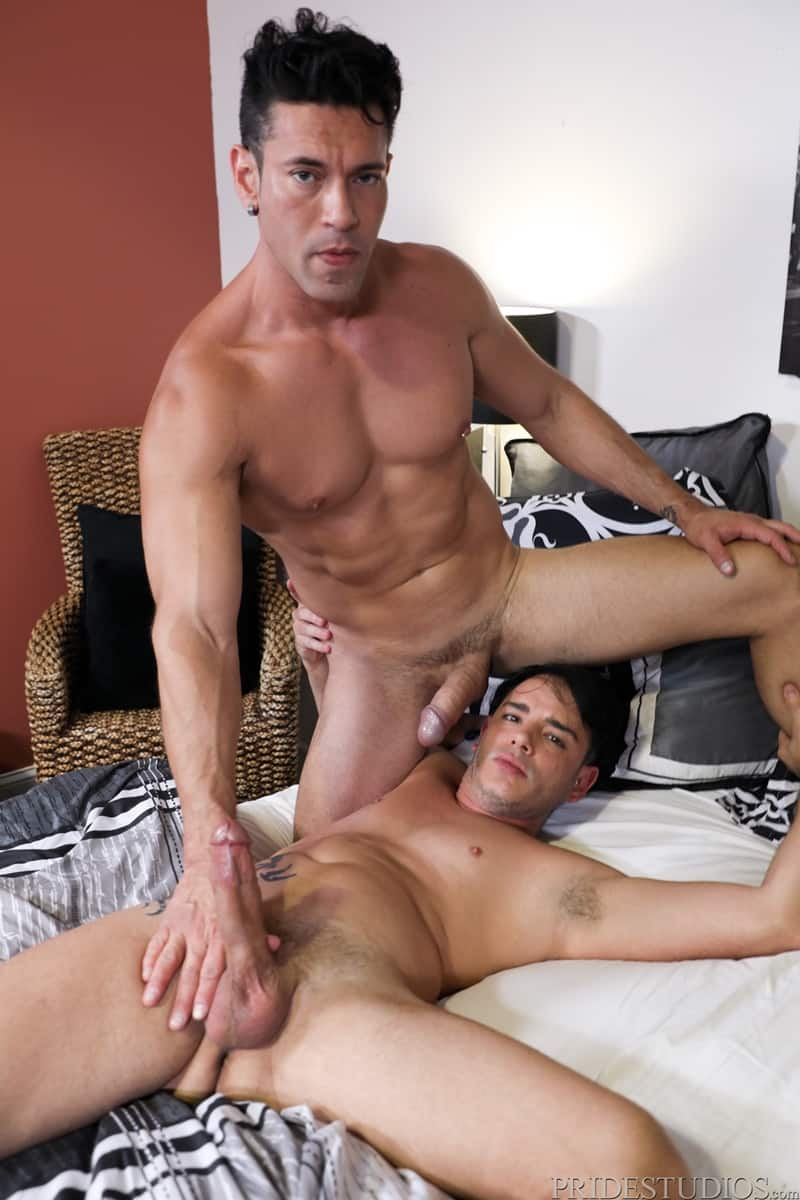 Men for Men Blog ExtraBigDicks-Alexander-Garrett-Rego-Bello-huge-raw-dick-bareback-anal-fucking-cocksuckers-006-gay-porn-pictures-gallery Alexander Garrett's punished by the full thick length of Rego Bello's huge dick Extra Big Dicks