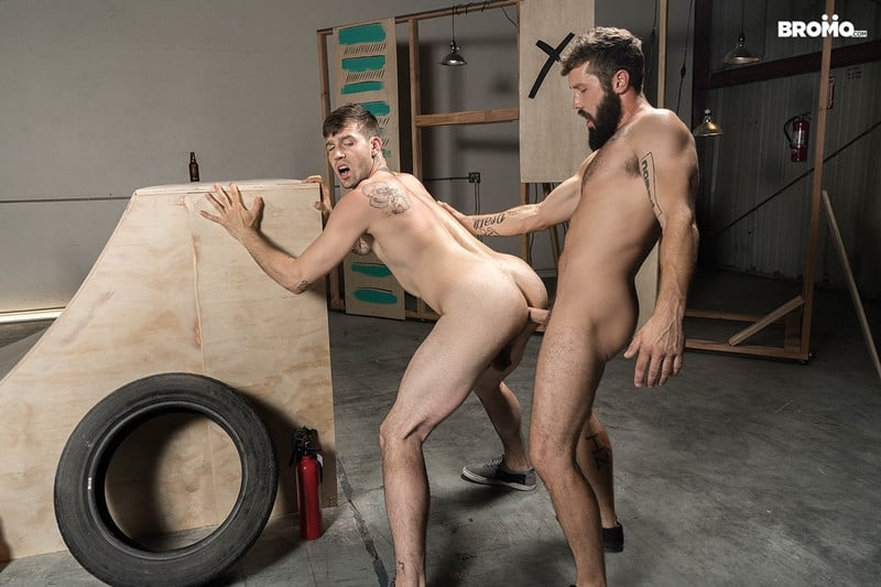 Men for Men Blog Jeff-Powers-hot-cock-fucks-Buck-Richards-tight-asshole-Hairy-bearded-muscle-hunk-Bromo-012-gay-porn-pictures-gallery Hairy bearded muscle hunk Jeff Powers hot cock splits Buck Richards' tight asshole Bromo