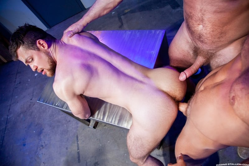 Men for Men Blog Johnny-Ryder-Kurtis-Wolfe-Riley-Mitchell-Hardcore-ass-fucking-threesome-big-dicks-suck-fuck-RagingStallion-011-gay-porn-pictures-gallery Hardcore ass fucking threesome Johnny Ryder, Kurtis Wolfe and Riley Mitchell big dicks suck n fuck Raging Stallion