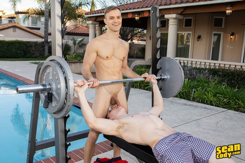 Men for Men Blog Gay-Porn-Pics-002-Sean-Cody-Jaymus-bareback-fucks-Riley-hot-muscled-bubble-butt-asshole-SeanCody Sean Cody Jaymus bareback fucks Sean Cody Riley's hot muscled bubble butt asshole Sean Cody