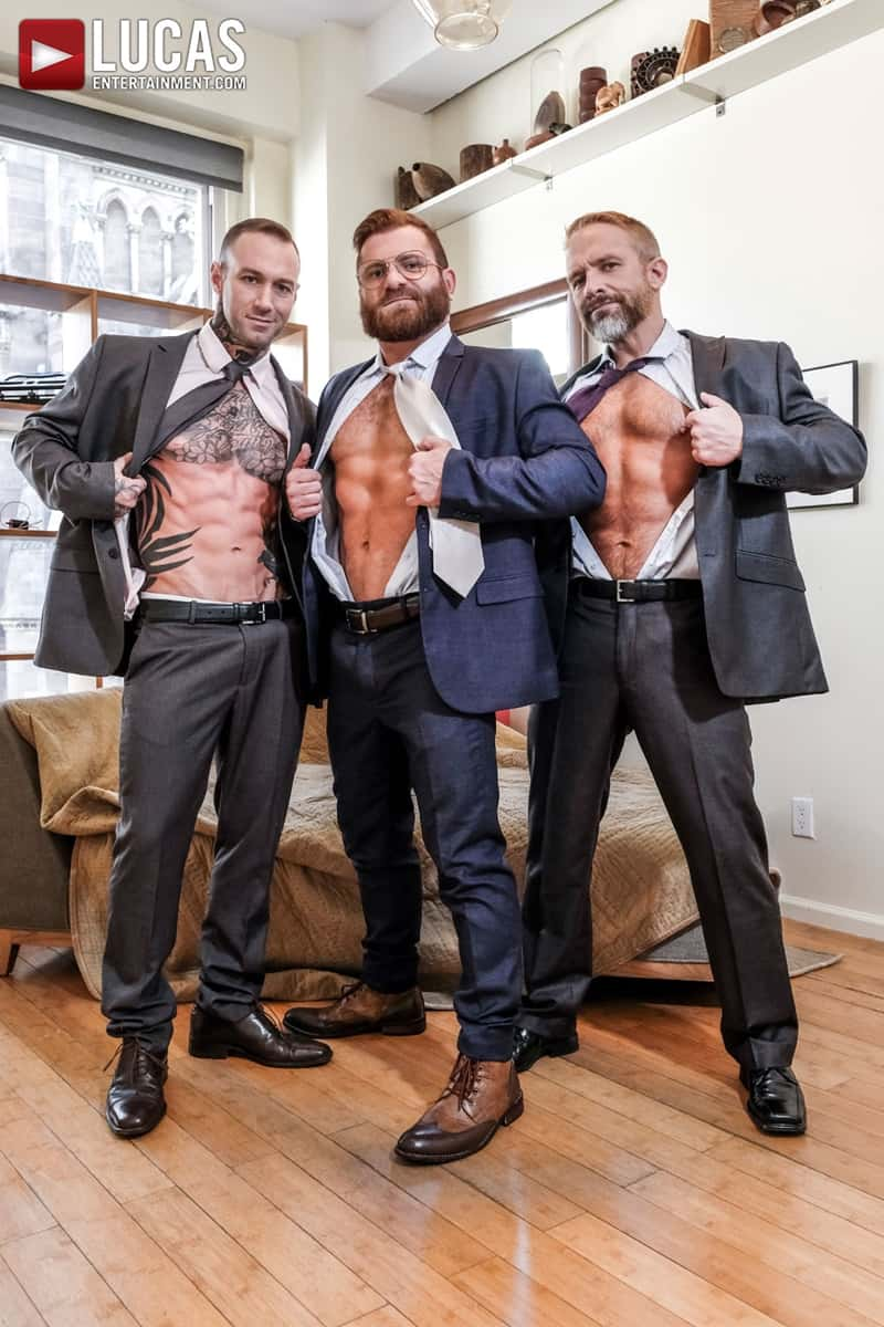 Riley-Mitchel-services-his-bosses-Dylan-James-and-Dirk-Caber-LucasEntertainment-005-Gay-Porn-Pics