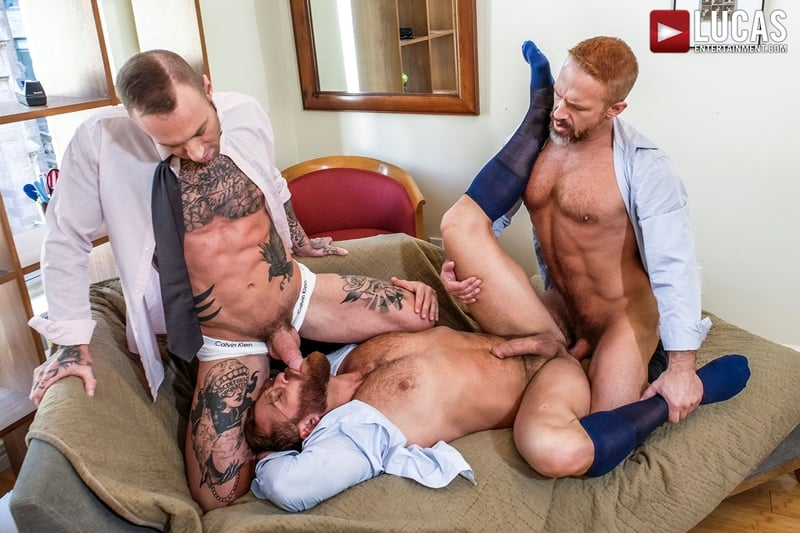 Riley-Mitchel-services-his-bosses-Dylan-James-and-Dirk-Caber-LucasEntertainment-013-Gay-Porn-Pics