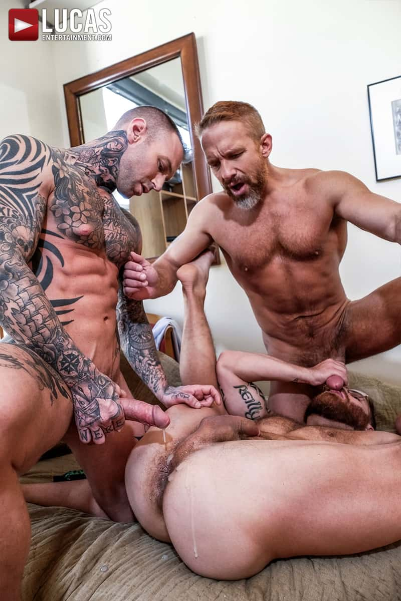 Riley-Mitchel-services-his-bosses-Dylan-James-and-Dirk-Caber-LucasEntertainment-028-Gay-Porn-Pics